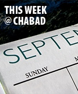 This Week @ Chabad