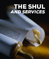 Synagogue Services